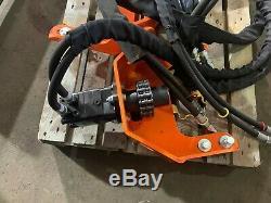 Snow Blower Twin rotor 2.4m Heavy Duty £8,000 plus vat