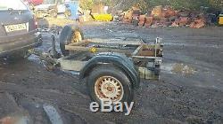 Snowex Vpro 6000 Trailer heavy duty trailer