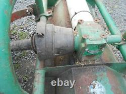Spearhead Q15s Heavy Duty Flail Mower Tractor Three Point Linkage No Vat