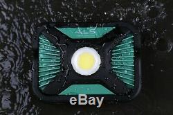 Sykes Pickavant 2000 LUMENS rechargeable COB LED Heavy Duty Work LIGHT SPX201R