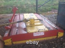 Teagle 8ft topper mower