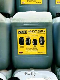 Tire / tyre sealant Multi purpose Heavy duty plant tyre sealant 20-litre drum