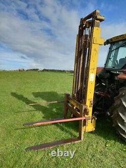 Tractor 3pl Mounted Forklift Mast, Pallet Forks, Bale Spike, Watvare, McConnell
