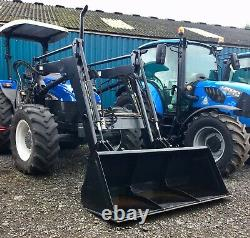 Tractor Loader Bucket 2 Metre Mailleux Brackets Vat & Delivery Included