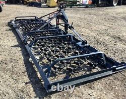 Tractor Mounted Chain Harrows Heavy Duty 5m £1350 + Vat