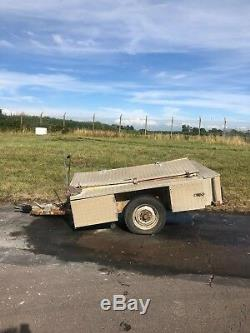 Trailer Tool/storage Box 8 different compartments heavy duty utilities