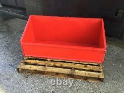 Transport Box NO VAT Tractor Link Box 5ft Excellent Condition