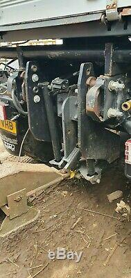 Unimog U400 Heavy Duty hydraulic pick up hitch in excellent condition inc VAT
