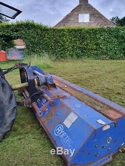 Used flail topper 3 mtr mower