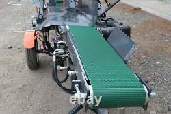 VR20T Dominator petrol firewood processor 20ton log splitter stihl chainsaw