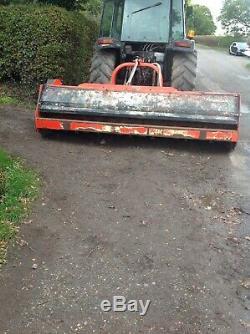 Vigolo Heavy Duty 3m Flail Mower Topper