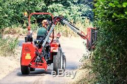 WAM100 Winton Flail Hedge Cutter 1m Wide For Compact Tractors