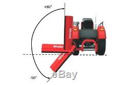 WVF150 Winton Heavy Duty Verge Flail 1.5m Wide For Compact Tractors