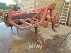 Weaving Sublift 3m 5 leg subsoiler with Heavy duty tooth packer & PTO shake unit