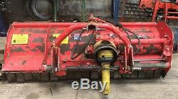 Wessex 8ft Flail Mower, hammer flail, heavy duty
