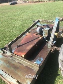 Wessex 9ft Heavy Duty Grass Field Paddock Topper