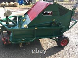 Wessex SX120 Paddock Sweeper
