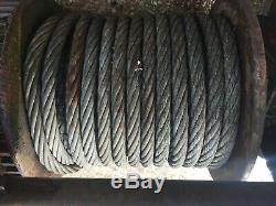 Winch Low Loader Boat VAT INCLUDED Heavy Duty Good Working Order Can Send AtCost