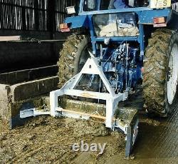 Yard Scraper Heavy Duty