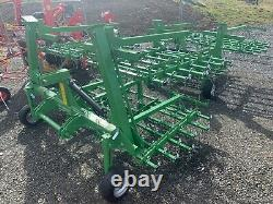 Zagroda Weeder Grass Harrows 4.5m and 6m from £3275 + VAT Opico