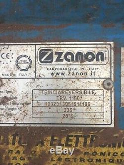 Zannon Flail Topper, mower