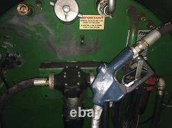 1000l Preuve De Carburant Diesel Bowser Bunded