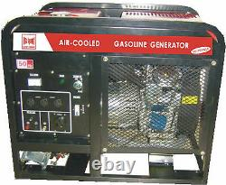 10.0kva Flambant Neuf Portable Heavy Duty Petrol Generators Modèle Ve11000cle