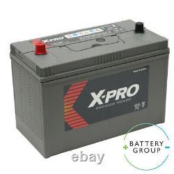 12v 1000a, 643 644 663 664 Tracteur De Batterie Commerciale Lourde Lorry 4x4 C31