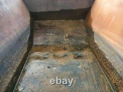 14 Ton Dump Trailer, Tipping Trailer, Muck/dump Trailerheavy Dutyauto Tailgate