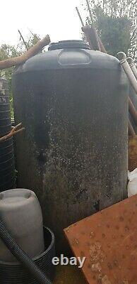 1520l Rotoplas Heavy Duty Water Tank 4-5 Disponible