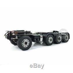 1/14 Robuste Modèle De Camion Scania Châssis Voiture Moteur Savox 88 Rc Tracteur Lesu