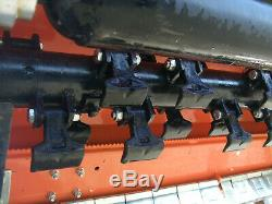 1,45m (5 Pi) Marque New Compact Heavy Duty Rotobroyeur Pour Les Tracteurs Compacts