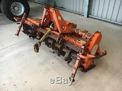 1.8 Mètres 6pi, Howard Hr30 Rotovator, Tracteur Pdf Powered, Heavy Duty, Rotavator
