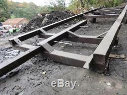23 Pied Heavy Duty Remorque Bureau Du Projet De Construction Petite Maison Transport