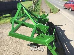3 Mètres Chisel, Cultivateur, Bon État, Tracteur Effiloché, Bimoteur Jambe, Heavy Duty