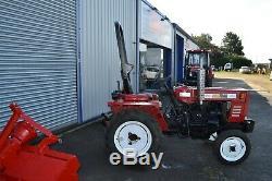 4 Pi Tracteur Montée Rotavator Heavy Duty 26 Tynes + Wi Riger Rt125 Dents & R De Rechange