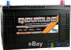 663 Batterie 110ah Avancée Heavy Duty 3 Ans De Garantie Tracteur Batteries