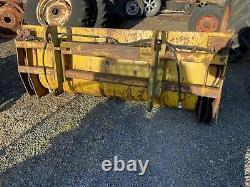 76 Jcb Tele Handler Q Tip Tip Toe Grain Seau Lourd