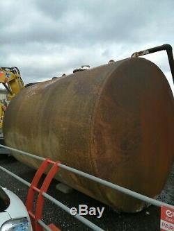 8000 Litres En Acier Heavy Duty Diesel Réservoir
