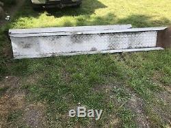 Ally Ramps / Tracteur Ramps / Lourds Ramps Duty / Vendange Tracteur / Camion Ramps / Récupération