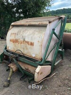 Amazone Fléau Collector / Faucheuse 1.8m Large Pour Tracteurs Compacts