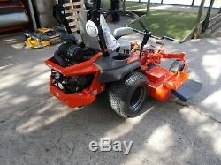 Ariens Zenith 60 De Braquage Zéro V-twin Heavy Duty Tour Sur Le Tracteur Tondeuse