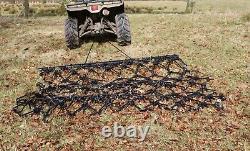 Atv Heavy Duty 6ft Drag Chain Harrows Par Rock Machinery