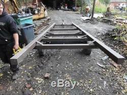 Bâtiment De Bureau De Projet De 23 Pieds De Remorque Pour Service De Transport De Maison Minuscule