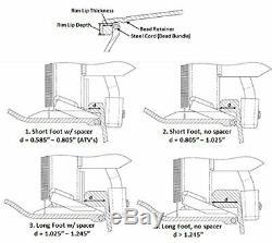 Beadbuster Xb-550 Tracteur Hd Pneus Otr Heavy Duty Détalonneur Outil