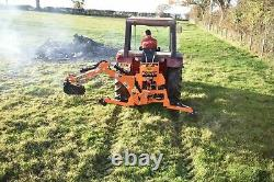 Bhm95 Rétrocaveuse / Rétrocaveuse / Creusement / Royaume-uni / Creusement / Travaux De Travail / Tracteur Digg