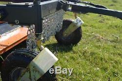 Blitz Fbm44 Atv Quad Faucheuse Pour Parcelle Topper Rotative Pour Travaux Lourds Rock Machinery