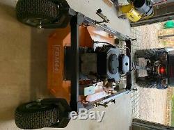 Blitz Fbm44 Atv Quad Paddock Terrain Mower Topper Lourds Rotatif