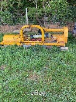 Bomford 2,4m / 8ft Tracteur Rotobroyeur Heavy Duty Topper