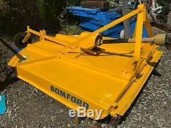Bomford 6ft Topper -rs 18 Heavy Duty Topper Retraite Vente Sans Tva